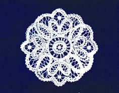 Handcrafted Belgian lace
