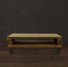 Reclaimed Wood Coffee Table, Reclaimed Wood Furniture
