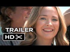 The Longest Ride Official Trailer #1 (2015) - Britt Robertson Movie HD - YouTube