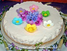 CHEESECAKE FREDDA ALLO YOGURT - Qui la #ricetta #BlogGz: http://blog.giallozafferano.it/lacucinadiannama/cheesecake-fredda-allo-yogurt-ricetta-evento-giallo-zafferano/ #GialloZafferano #torta #cheesecake #dessert