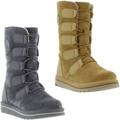Sorel THE CAMPUS LACE Womens Water Resistant Fleece Lined Boots Sizes UK 4 - 8