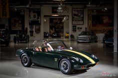 1966 Lotus Elan Photos from Jay Leno's Garage on NBC.com