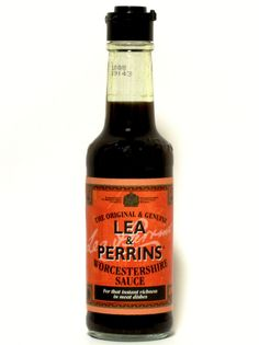 worcester sauce - Google Search