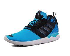 sports shoes 7f1c7 2eb82 Adidas Originals ZX 8000 BOOST Black Blue B26371  255.00