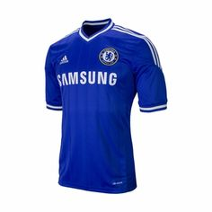 adidas Chelsea FC 2013/2014 Youth Home Soccer Jersey