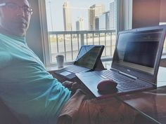 Have coffee, will travel. Jason, our Director of Contractor Marketing, shows us a glimpse of his on-the-road office in Atlanta, GA. Wherever your contractor business is located, we can help you succeed.  #contractor #contractors #contractorlife #contractormarketing #coffee #marketingagency #agencylife #digitalmarketing #marketing101 #marketingtips #contentmarketing #socialmediatips #team #teamwork #officehumor #office