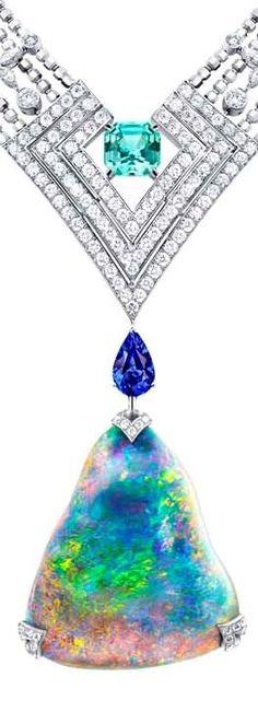 Louis Vuitton - black opal