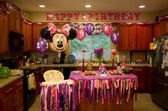 Serena's 1st Birthday - Ara Lani Photography
