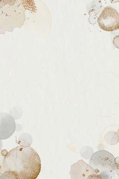 Download free illustration of Glittery watercolor festive background beige