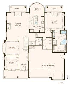 House plans i love on pinterest floor plans house plans for House plan guys