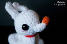 Guarda questo articolo nel mio negozio Etsy https://www.etsy.com/it/listing/492351954/amigurumi-zero-zero-kawaii-plush-crochet