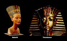 ¿Estará Nefertiti tras las paredes de la tumba deTutankamon?