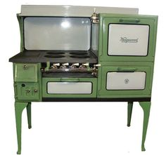 Buckeye Appliance Has A Large Collection Of Antique, Vintage Gas And  Woodburning Stoves, As Well As Other Vintage Appliances, Furniture And  Accessories.