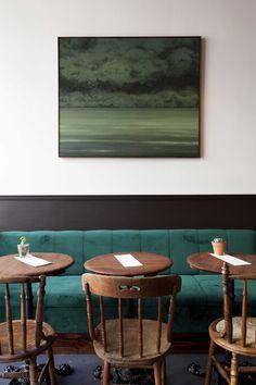 Honest Chocolate Café, Elle Decoration SA