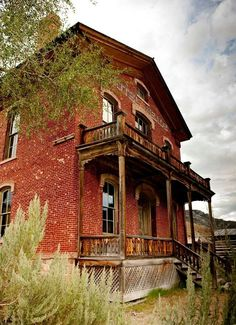MT ghost town