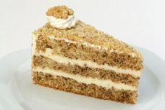 Die Nusstorte gehört zu den beliebtesten Torten in Europa. Mit diesem Rezept za… The nut cake is one of the most popular cakes in Europe. With this recipe, you create a cake on the coffee table, which is in terms of appearance and taste. Pecan Recipes, Easy Cookie Recipes, Sweet Recipes, Baking Recipes, Cake Recipes, Dessert Recipes, Beaux Desserts, German Baking, Best Pancake Recipe