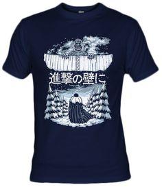 876e5f36beccd Comprar Camiseta Attack of the others - Camisetas Series TV. Fanisetas.Com
