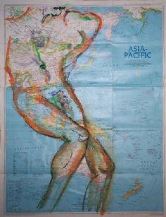 map art sudeste asiatico