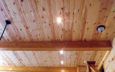 Knotty Pine Wood Paneling * Interior Pine Wood Paneling Home