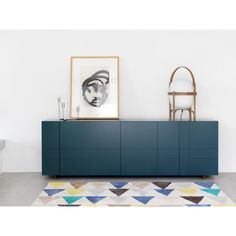 Shop the Asplund Kilt Closed Sideboard Long at Lekker Home - Browse our unique selection of Modern Furniture and Asplund products, or find similar products to Kilt Closed Sideboard Long. Living Room Inspiration, Interior Inspiration, Muebles Living, Cabinet Design, Interiores Design, Storage Shelves, Contemporary Furniture, Interior Styling, Decoration
