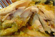 Baked Mustard Chicken