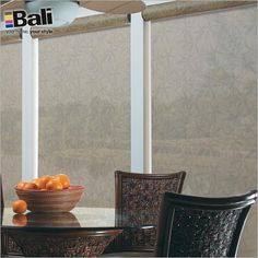 Perfect for your patio, these Bali solar Shades will keep your room cool and reduce harmful UV rays. Save now with the Sale on all Bali products from Blinds.com