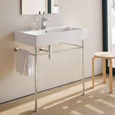 Duravit Vero Above Counter or Wall Basin 1000mm                                                                                                                                                                                 More