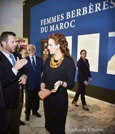 her excellency lala salma of morocco Lala Salma, She Ra Princess, Royal Prince, Royal Fashion, Red Hair, Marie, Royalty, Beautiful Women, Elegant