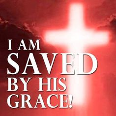 Saved by God's grace   https://www.facebook.com/photo.php?fbid=430667257042138