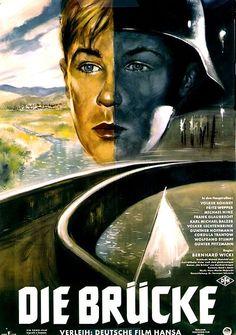 Die Brucke. (The Bridge) German 1959  One of the best war movies ever.