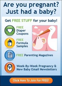 Baby Coupons, Free Samples & A Giveaway for $500 Worth of Diapers!