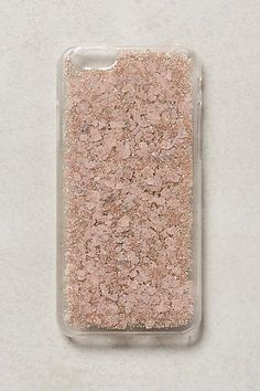 Anthropologie Sparklerose iPhone 6 Case