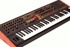Waldorf Q Ltd Halloween Synthesizer PPG Filters Fo dem Carpenter horror sound traxxxx