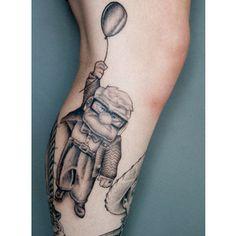 Uno de los mejores tatuajes que hemos visto hasta el momento. :D ¡UP! (via tattoos - Polyvore) #tattoos