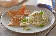 Herby white bean dip | Tesco Real Food