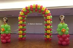 CERTIFIED BALLOON DECOR' PLANNER