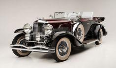 Cars: Barrett-Jackson Salon Collection – 1929 Duesenberg SJ LeBaron Dual Cowl Phaeton