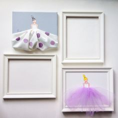 Handmade custom artwork by Shenasi Concept  #shenasiconcept #nursery #lavender #babygirl