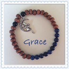 Lapis Bracelets - Seven Chakra Jewelry Collection by Expressions of Grace.  Therapeutic Healing Crystals for Energy Balance and Natural Healing. Meditation Bracelets. Yoga Bracelets. Kundalini Meditation. Namaste.  Let the unboxing begin!