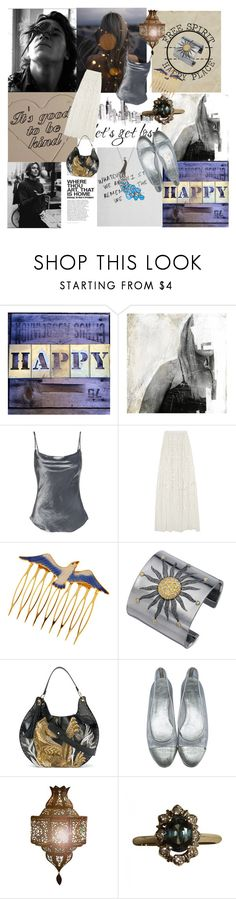 """""""Always remember to be kind"""" by feralkind ❤ liked on Polyvore featuring Monde Mosaic, AG Adriano Goldschmied, Needle & Thread, INDIE HAIR, Balmain and Chanel"""