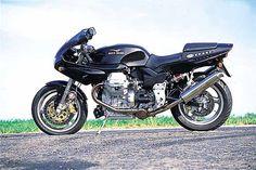 MOTO-GUZZI 1100 SPORT (1995-2000) Review   MCN