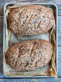 Baked Goods, Bread Recipes, Pesto, French Toast, Bacon, Food And Drink, Muffins, Yummy Food, Cooking