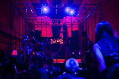 ディーゼル、新アクセはエロティカ。ボンデージな一夜で披露 | PHOTO(17/25) | FASHION HEADLINE Diesel, Concert, Diesel Fuel, Concerts