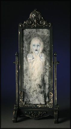 Haunted mirror by Jodi Ceager