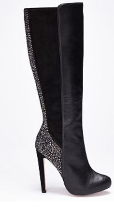 Sparkly boots