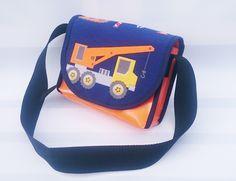 Kindergartentaschen - Kindergartentasche - ein Designerstück von Taschenmacherei bei DaWanda Diaper Bag, Etsy, Bags, Handmade, Handbags, Diaper Bags, Taschen, Purse, Purses