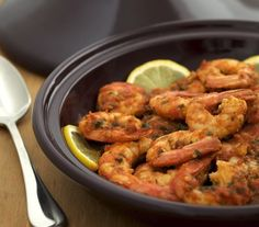 Spicy Shrimp: When available, Moroccan cuisine incorporates fish and shrimp, too. Your options are endless, but we are especially fond of this shrimp recipe. (via Food Republic)