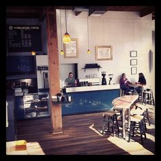 wheelhouse coffee in south lake union #seattle