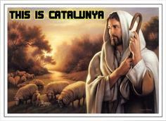 Historiadores de la Generalitat afirman que Jesucristo también era catalán | Maño Que News