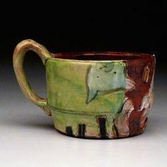 Ceramic Cups   Donna Flanery   Ceramics/pottery